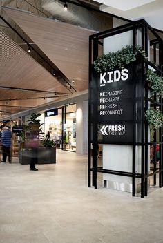 Dovetail Design Group Retail Interior Design | Top Ryde City Fresh Food