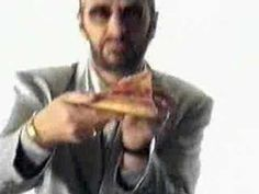 Ringo Starr Pizza Hut Commercial Wrong Lads They Brought The Monkees Instead LOL:) My Only Love, First Love, Michael Nesmith, A Hard Days Night, Les Beatles, Funny Video Clips, Old Commercials, First Crush, The Monkees
