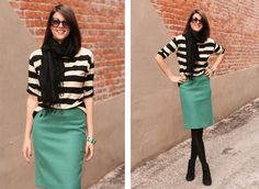 Love this and love her style and style blog!