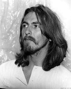 George, probably in late 1969 or early 1970.