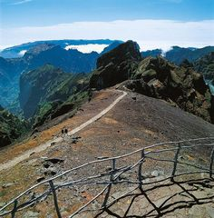 Pico do Arieiro. Rundreise: Madeira Aktiv + nah dran - Rundreisen Portugal bei OLIMAR Reisen.