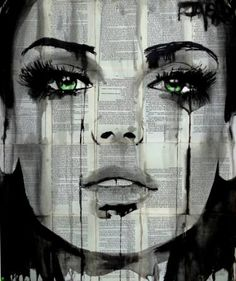 "Saatchi Art Artist Loui Jover; Drawing, ""true"" #art"
