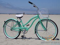 Beach Cruiser Love The Saddle Bags  Bikes  Pinterest  Beach Cruisers S