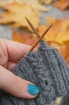 today we are busy knitting again; ))) A very simple knitting pattern, which is perfect for beginners. A decorative zöpfli -. today we are busy knitting again; ))) A very simple knitting pattern, which is perfect for beginners. A decorative zöpfli -. Easy Knitting Patterns, Simple Knitting, Selling Handmade Items, Hobbies For Women, Fingerless Gloves Knitted, Baby Hats Knitting, Patterned Socks, Arm Warmers, Knit Crochet