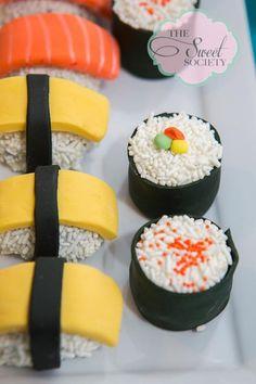 Sushi Party #sushi #party