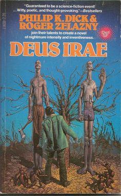 Deus Irae - Philip K. Dick & Roger Zelazny, cover by Richard Corben