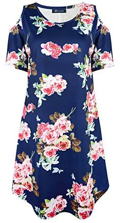For G and PL Women's Women Casual Floral Printed Dress