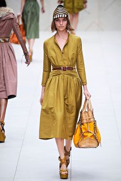 Burberry Prorsum Spring 2012 RTW - Review - Collections - Vogue