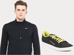 Get Upto 60% Off On Sportswear