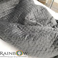 20lb Weighted Blanket – Rainbow Cool Stuff