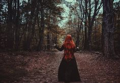 Witch Aesthetic, Red Aesthetic, Wicca, Fantasy Magic, Medieval Fantasy, Ginger Girls, White Magic, Anne Of Green Gables, Character Inspiration