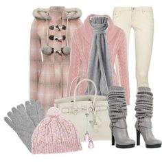 Winter Fashion Combination