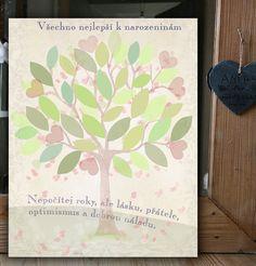Tip na dárek k narozeninám nebo výročí Optimism