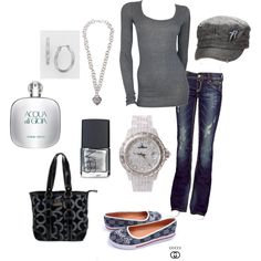 silver, created by krystatarman on Polyvore