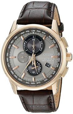 Find Citizen Men's Eco-Drive World Chrono Atomic Timekeeping Watch Day/Date, online. Shop the latest collection of Citizen Men's Eco-Drive World Chrono Atomic Timekeeping Watch Day/Date, from the popular stores - all in one Color Plata, Citizen Eco, Bracelet Cuir, Cool Watches, Wrist Watches, Men's Watches, Jewelry Watches, Stylish Watches, Fine Watches