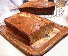 Orion Designs: Triple Ginger Pound Cake