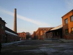 Dmc factory (France). Fábrica DMC (Francia) http://www.dmc-es.com
