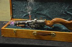 Steampunk prop