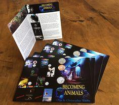 Becoming Animals Cards Science Fiction Books, Sci Fi Books, Animal Cards, Fun, Animals, Animales, Animaux, Animal, Animais