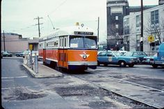Route 23. 11th and Wharton in the late 1970's