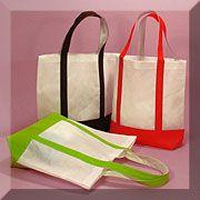 Zuma Non-Woven Shopping Bags. welcome bag idea?