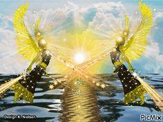 Sunangels in action