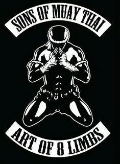 Muay Thai T-Shirts will do the talking for you. Find fresh Muay Thai designs created by independent artists. Spreadshirt has a massive selection of Muay Thai T-Shirts for any occasion. Muay Thai Tattoo, Muay Thai Logo, Muay Thai T Shirt, Maori Tattoos, Tribal Tattoos, Muay Thai Workouts, Muay Thai Gym, Muay Thai Training, Martial Arts Quotes