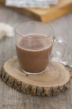 Chocolat chaud sans lactose, facile et rapide