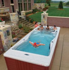 1000 images about jacuzzi designs on pinterest hot tubs for Pool design kitchener