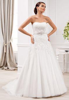 Suknia ślubna E-2805T - Elizabeth Passion