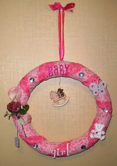NEW Crafty Creations.... Baby Gifts! for Girl