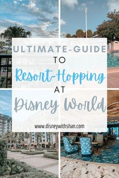 Did you know you can take the monorail or skyliner to resort-hop at Walt Disney World?! I will tell you how in this guide! #disney #disneytips #disneywallpaper #disneyvacation #disneyworld