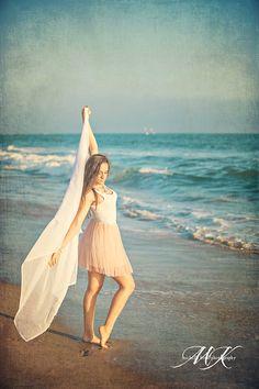 Michelle Kroll Photography-Parker Colorado Photographer beach model senior