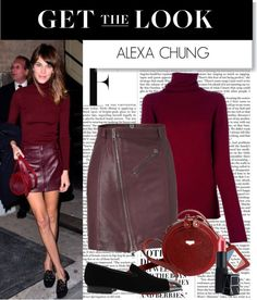 """Get the Look: Alexa Chung"" by polyvore-editorial ❤ liked on Polyvore"
