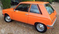 Peugeot 104 ZS Orange 1124 cm3 Voitures Loir-et-Cher - leboncoin.fr