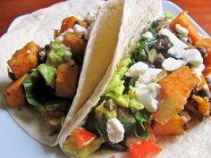 chipotle sweet potato tacos (marcus samuelsson)