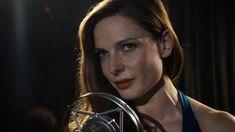 Rebecca Ferguson Actress, Mission Impossible 7, Natalie Martinez, Sci Fi News, Swedish Actresses, Sci Fi Thriller, Blonde Bobs, Hollywood Star, Black Corset