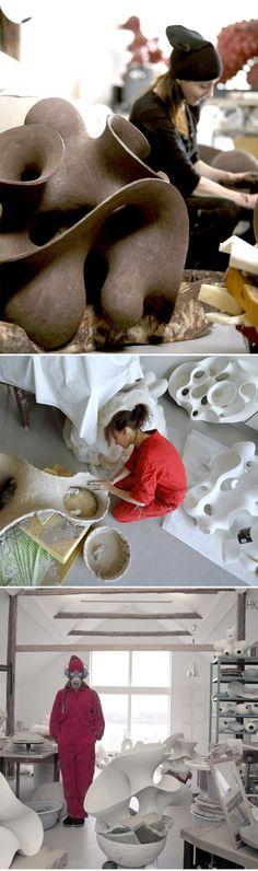 Eva Hild - ceramicist   http://ceramikarnia.blogspot.com/2012_02_01_archive.html