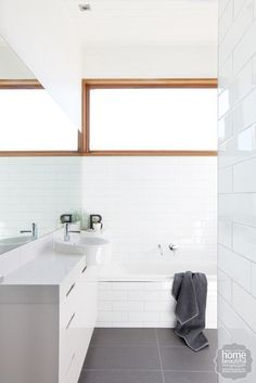 10 Spaces We Love With Large Format Tile   Fireclay Tile Design and Inspiration Blog   Fireclay Tile