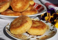 Grízes puffancs, nem gondoltam volna, hogy ilyen finom köretet lehet készíteni belőle! - Ketkes.com Grilling Recipes, Keto Recipes, Biscuits, Good Food, Yummy Food, Russian Recipes, Kefir, Trifle, Meals For Two
