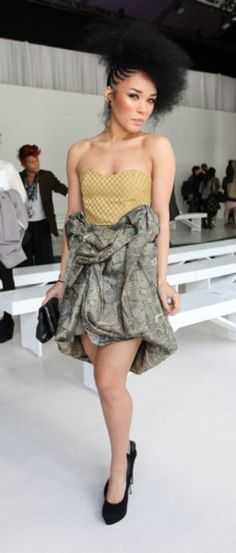 Toronto Fashion Week: Kreesha Turner
