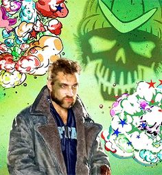 Jai Courtney Captain Boomerang Suicide Squad