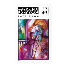 ROMEO AND JULIET POSTAGE