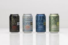 Fort Point Beer Co. identity