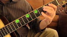 How to Play Blackbird on Guitar Lesson Chords Paul McCartney Beatles Whi...