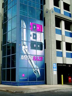 Large Format Window Graphics by Britten, Inc.