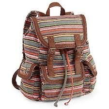 I really want a back pack like this.
