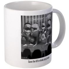 #Save The #Whales N #Beatles #funny #mugs by @LTCartoons #humor #music @cafepress #affordable #gift #sale @pinterest
