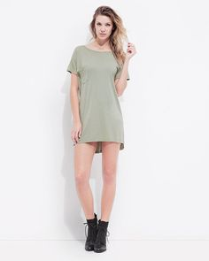 Candice T-Shirt Dress by Stylemint.com