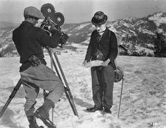 Charles Chaplin [Making of]